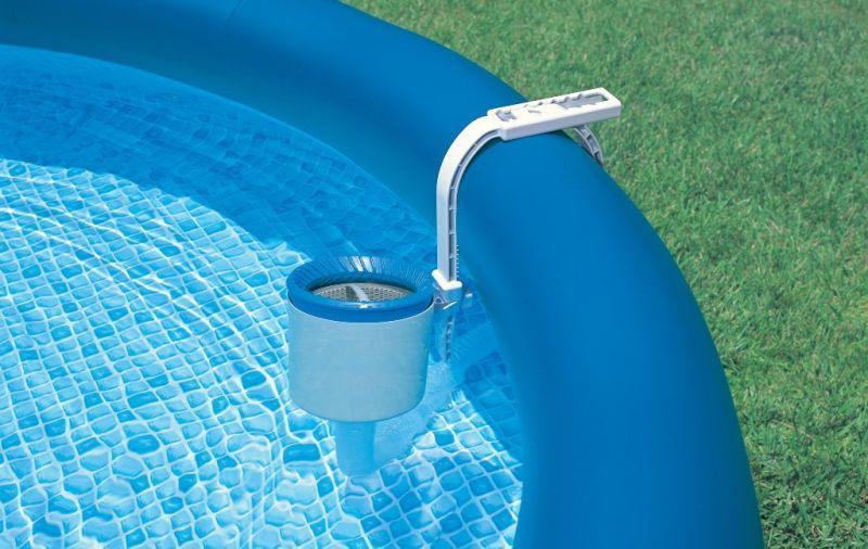 Плавающий фильтр для бассейна своими руками