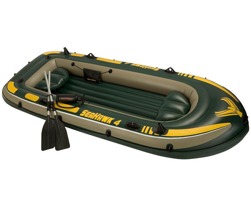 двухместная надувная лодка спортмастер
