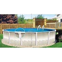 Круглый бассейн Atlantic Pools Esprit-Serenada (3.66x1.32м)