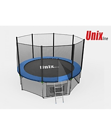 БАТУТ UNIX 8 FT OUTSIDE (BLUE)
