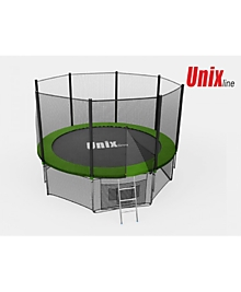 БАТУТ UNIX 8 FT OUTSIDE (GREEN)